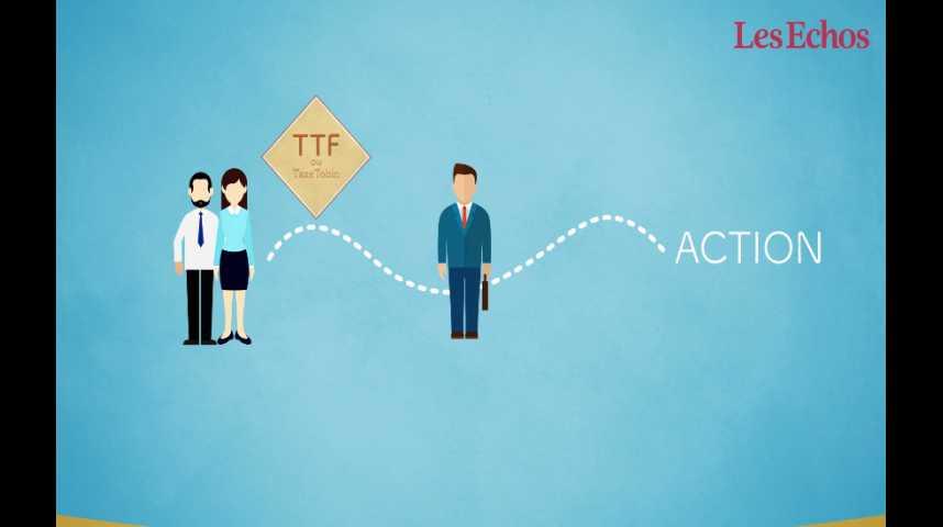 Illustration pour la vidéo La taxe sur les transactions financières, comment ça fonctionne et est-ce que ça fonctionne ?