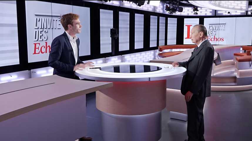 Illustration pour la vidéo « Le théorème de Macron s'inspire notamment d'Europe du Nord » (Raymond Soubie)