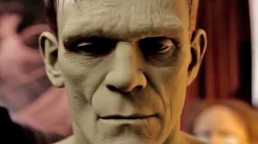 Le complexe de Frankenstein - Bande annonce 2 - VO - (2015)