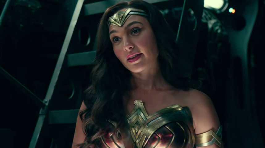 Justice League - Teaser 45 - VO - (2017)