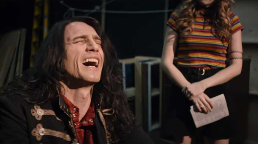 The Disaster Artist - Bande annonce 4 - VO - (2017)