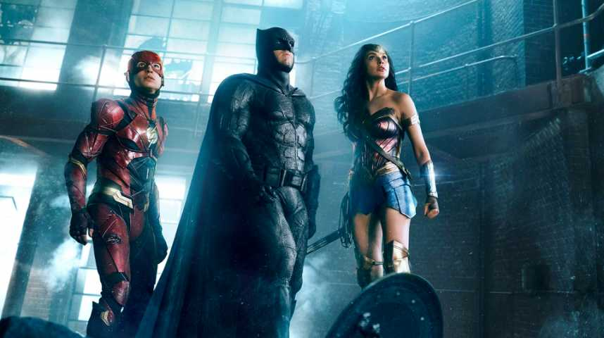 Justice League - Bande annonce 1 - VF - (2017)