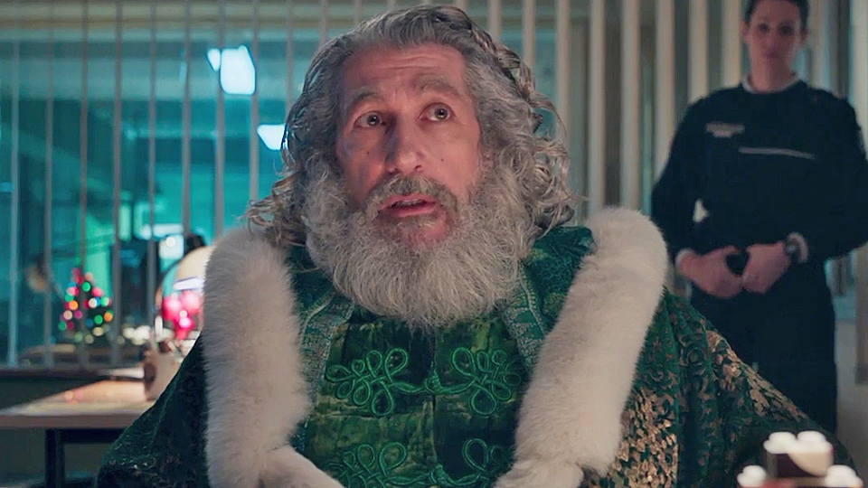 Santa & Cie - bande annonce - (2017)