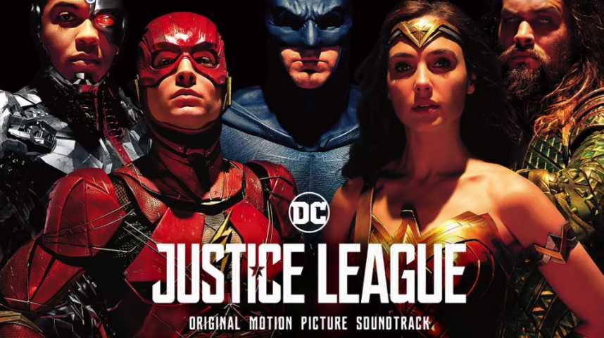 Justice League - Teaser 48 - VO - (2017)