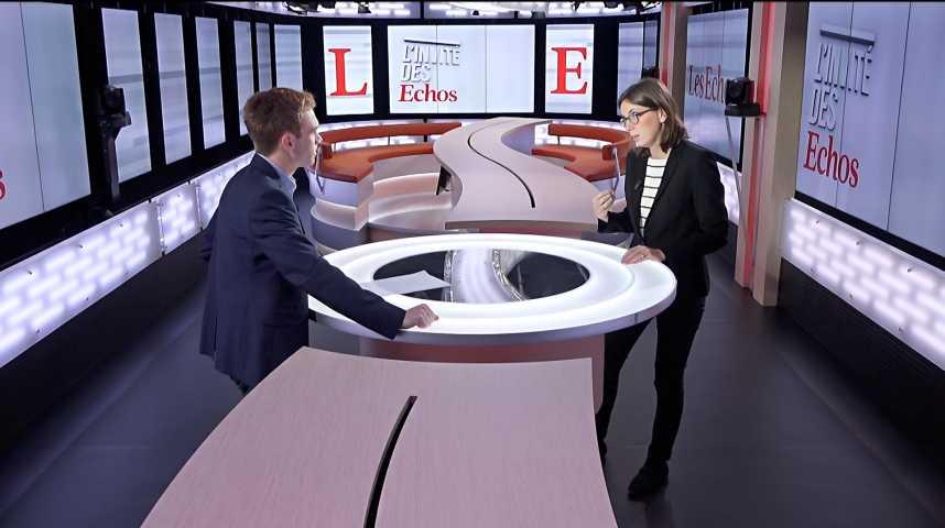 Illustration pour la vidéo Taxe sur les dividendes: quelle part de responsabilité pour Emmanuel Macron?
