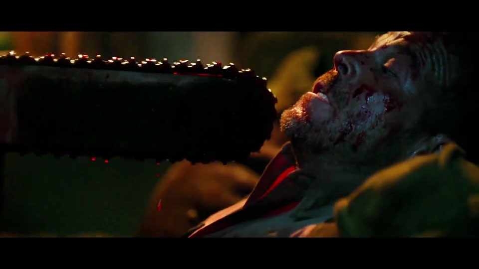 Leatherface - bande annonce - VO - (2017)