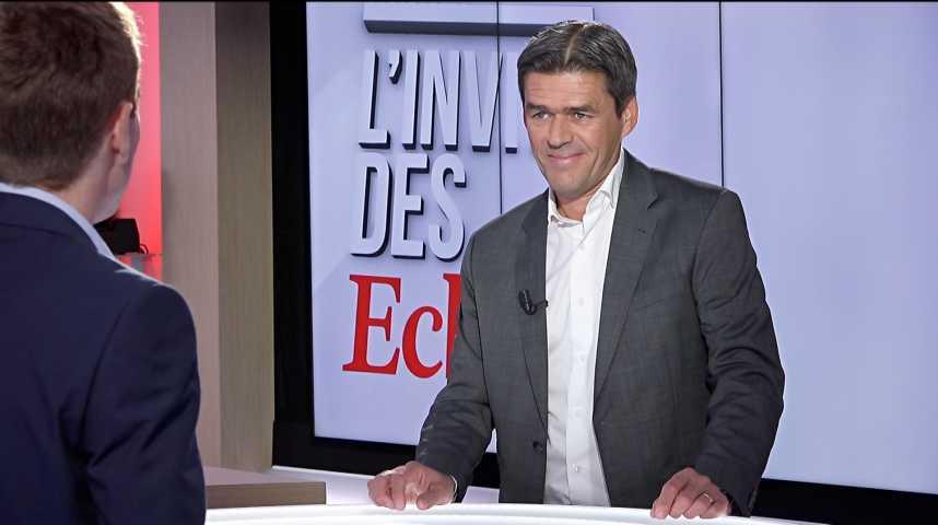 Illustration pour la vidéo UPS a investi« plus de 130 millions de dollars en 18 mois » en France