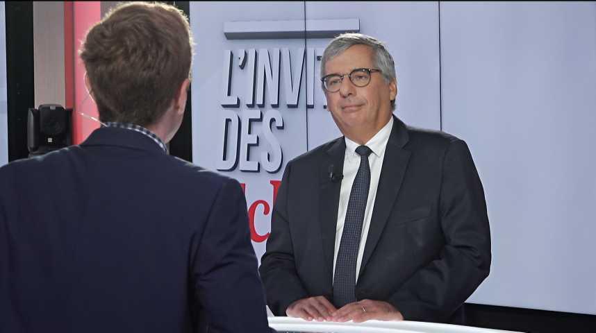 Illustration pour la vidéo « Un plafond de verre a éclaté : les entreprises sont beaucoup plus confiantes » (Pascal Imbert, Wavestone)