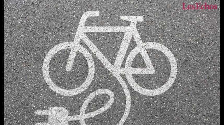 Illustration pour la vidéo La prime pour l'achat d'un vélo électrique supprimée début février