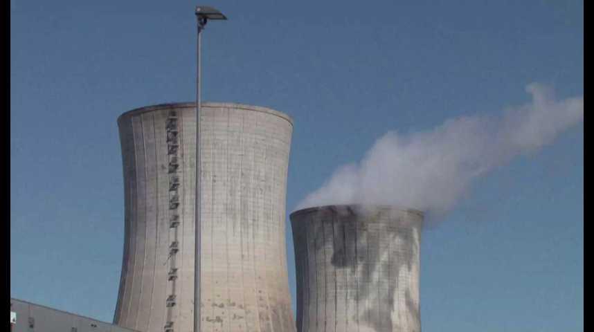 Illustration pour la vidéo Nucléaire: EDF sommé d'arrêter la centrale de Tricastin