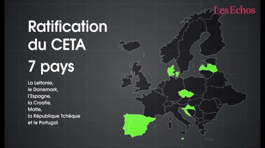 Illustration pour la vidéo Le CETA, c'est quoi ?