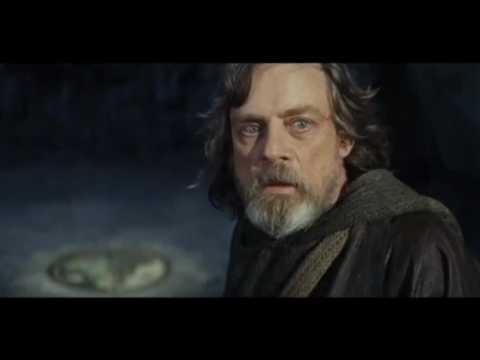 The New Trailer For The Last Jedi Released