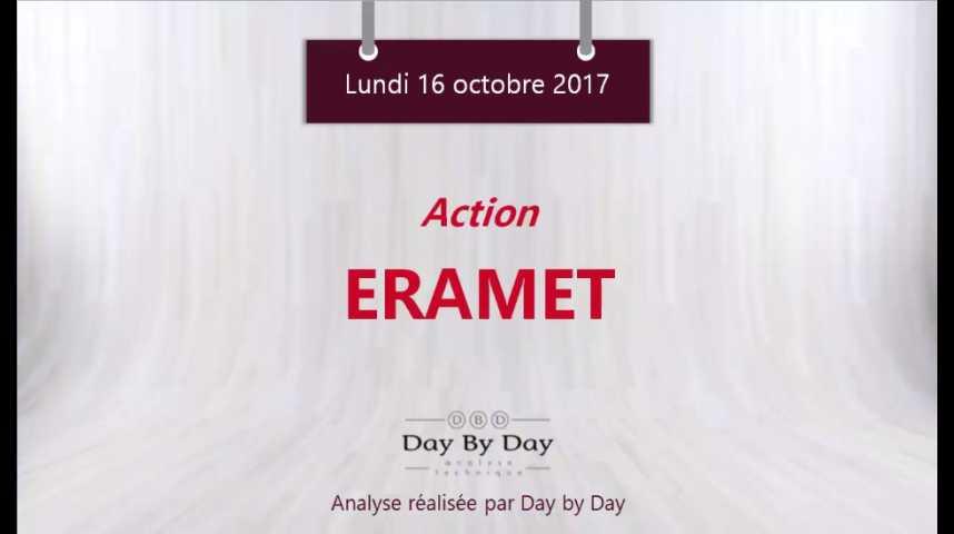 Illustration pour la vidéo Action Eramet : à l'assaut des niveaux de prix de 2015 - Flash analyse IG 16.10.2017