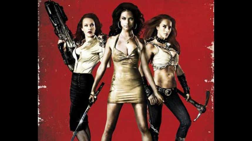 Bitch Slap - Bande annonce 1 - VO - (2009)