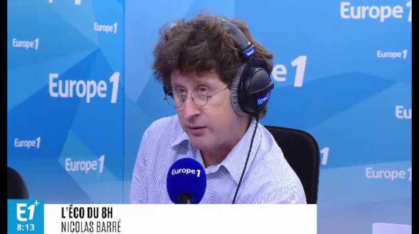 Illustration pour la vidéo Emmanuel Macron à Saclay pour donner de l'impulsion à la recherche française
