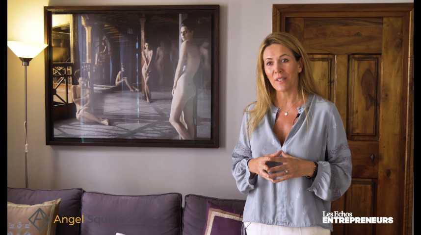 Illustration pour la vidéo Angélique Gérard : « On a presque la responsabilité d'aider les entrepreneurs quand on a réussi sa vie »