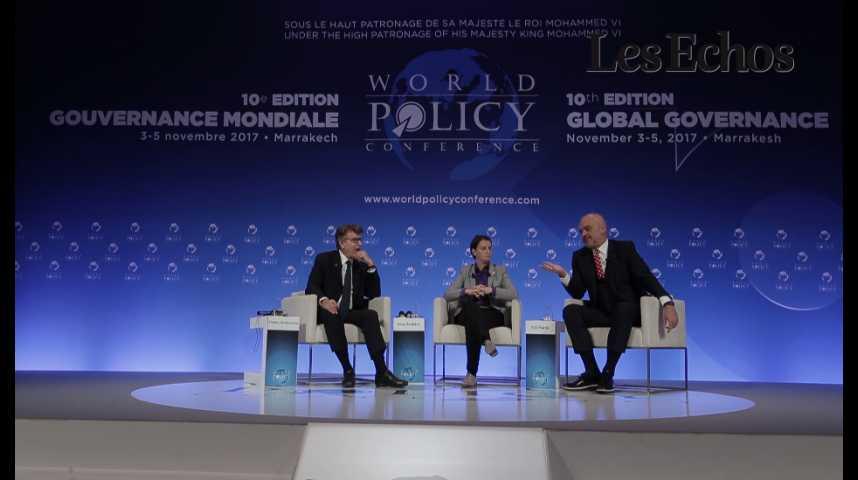 Illustration pour la vidéo Ouverture de la World Policy Conference à Marrakech