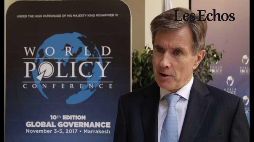 Illustration pour la vidéo World Policy Conference : un monde imprévisible au coeur des débats de la 2ème journée