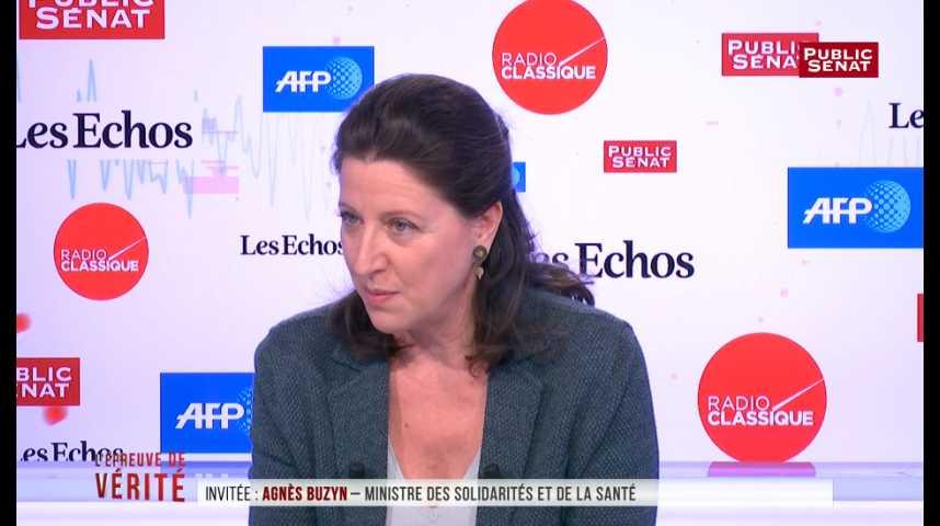Illustration pour la vidéo Lunettes remboursées à 100% : « La promesse du Président sera tenue », selon Agnès Buzyn