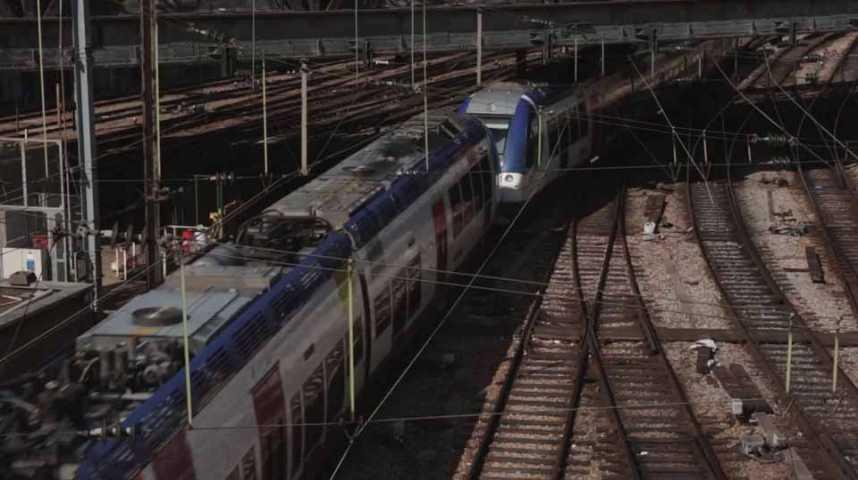 Train de vies ou les voyages d'Angélique - Bande annonce 1 - VF - (2017)