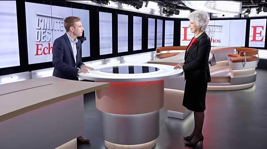 Illustration pour la vidéo « BNP Paribas va mobiliser 2 milliards d'euros pour l'entrepreneuriat féminin en 2018 », annonce Marie-Claire Capobianco