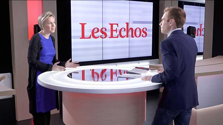 Illustration pour la vidéo « J'assume une droite loin de Macron et du FN », déclare Virginie Calmels (LR)