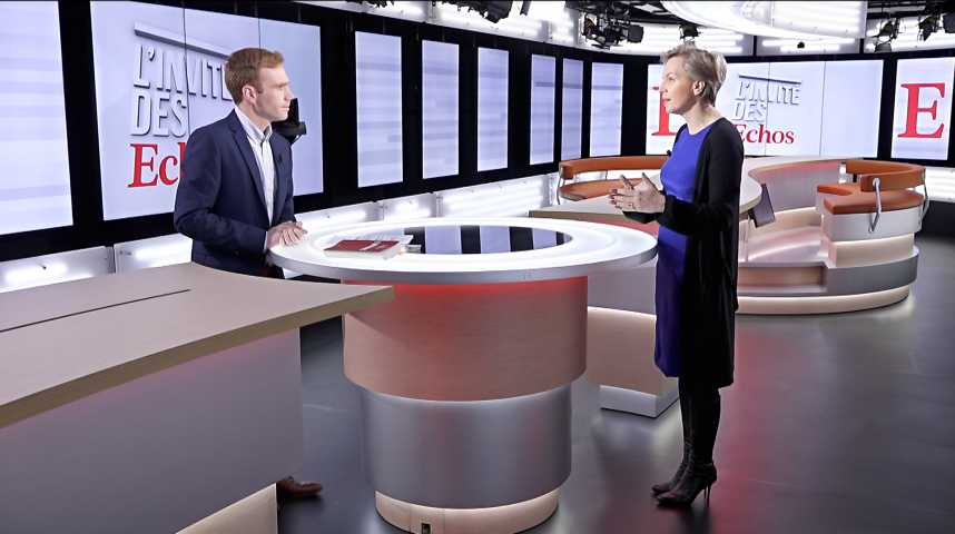 Illustration pour la vidéo Virginie Calmels (LR) : « Macron ne fait pas le choix de baisser la dépense publique et les impôts »