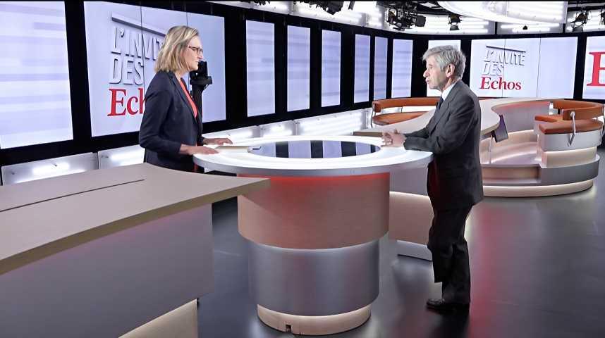 """Illustration pour la vidéo Pour Alain Minc, Laurent Wauquiez est dans une """"stratégie populiste"""""""