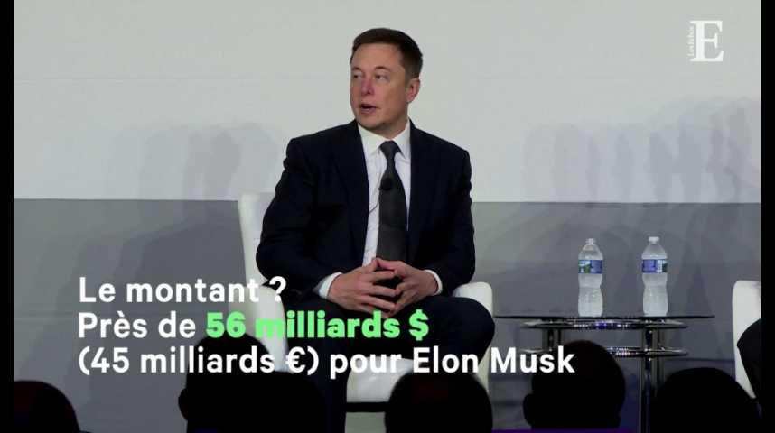 Illustration pour la vidéo Tesla : le colossal plan de rémunération d'Elon Musk