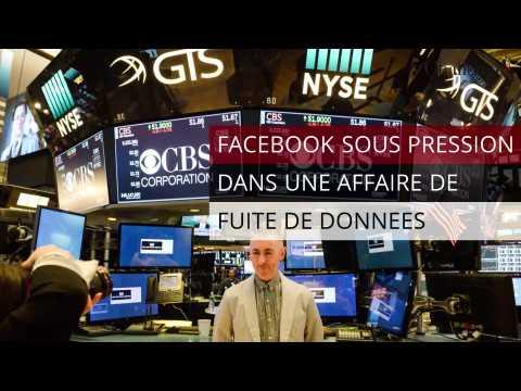Facebook plombé par une nouvelle affaire de fuite de données personnelles