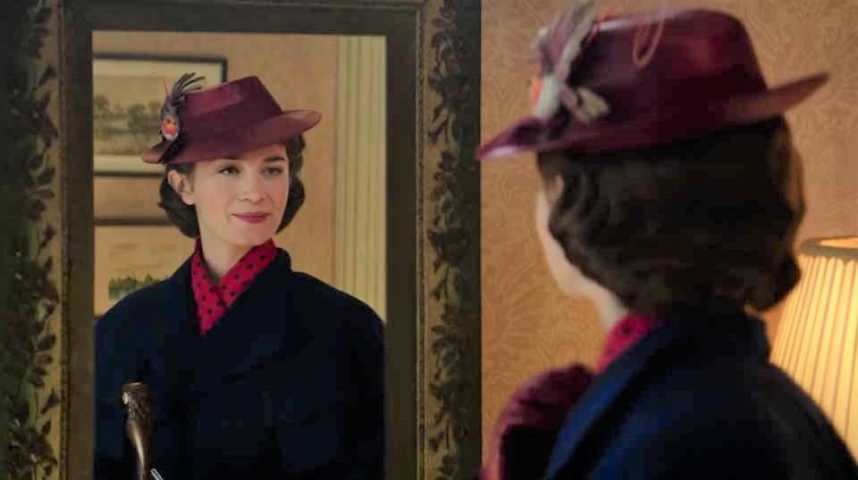Le Retour de Mary Poppins - Teaser 8 - VF - (2018)