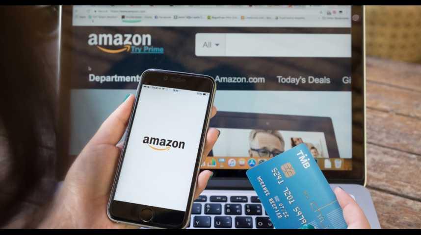 Illustration pour la vidéo Amazon envisage de se lancer dans les services bancaires