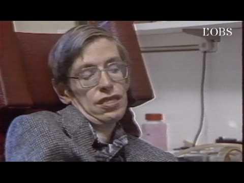 L'histoire du temps s'est arrêtée pour Stephen Hawking