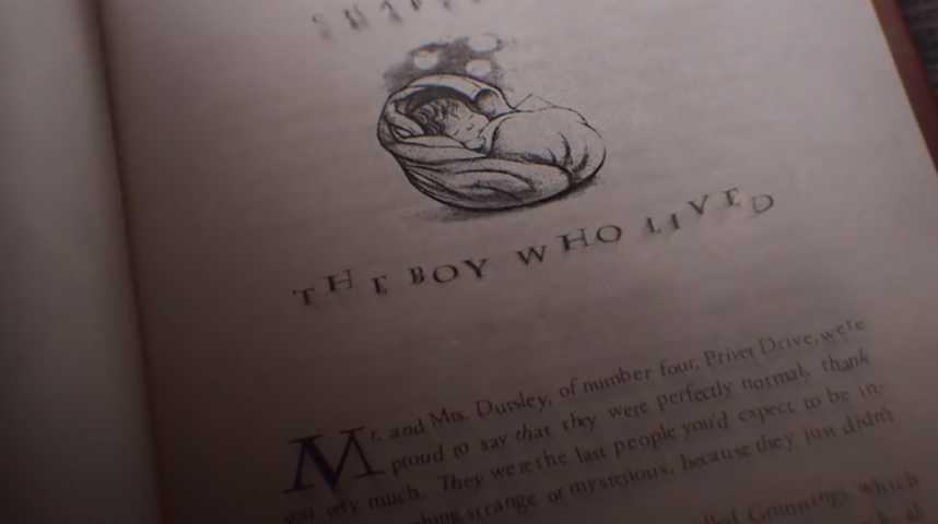 Les Animaux fantastiques : Les crimes de Grindelwald - Teaser 11 - VO - (2018)