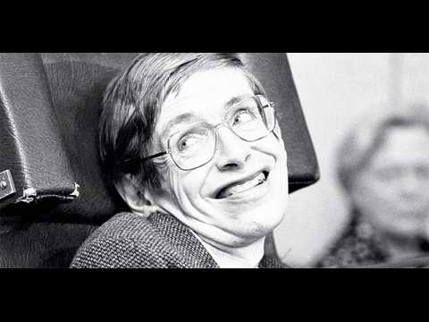 10 citations inspirantes de Stephen Hawking