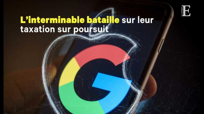 Illustration pour la vidéo La France ouvre un nouveau front contre les Gafa