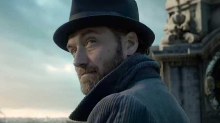 Les Animaux fantastiques : Les crimes de Grindelwald - Bande annonce 5 - VO - (2018)