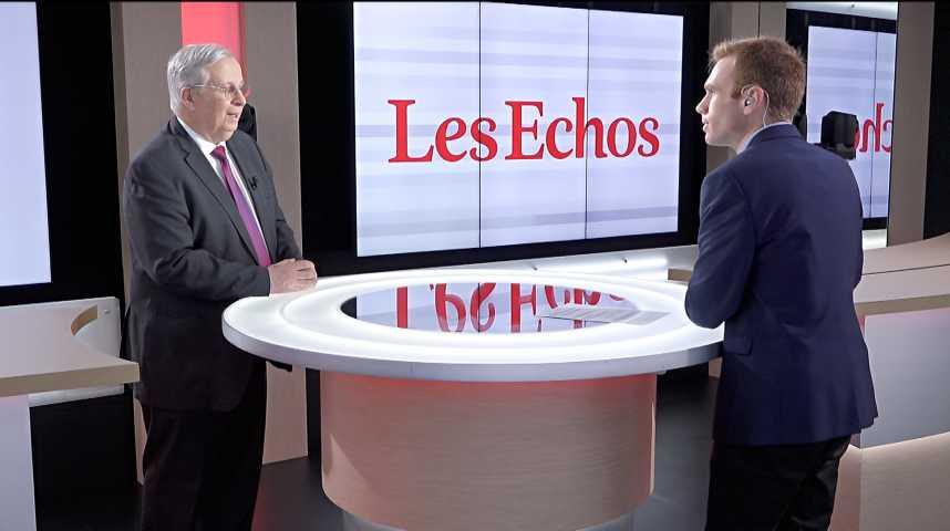 Illustration pour la vidéo Faut-il une alliance française dans la voiture autonome ? L'analyse de Jacques Aschenbroich, PDG de Valeo