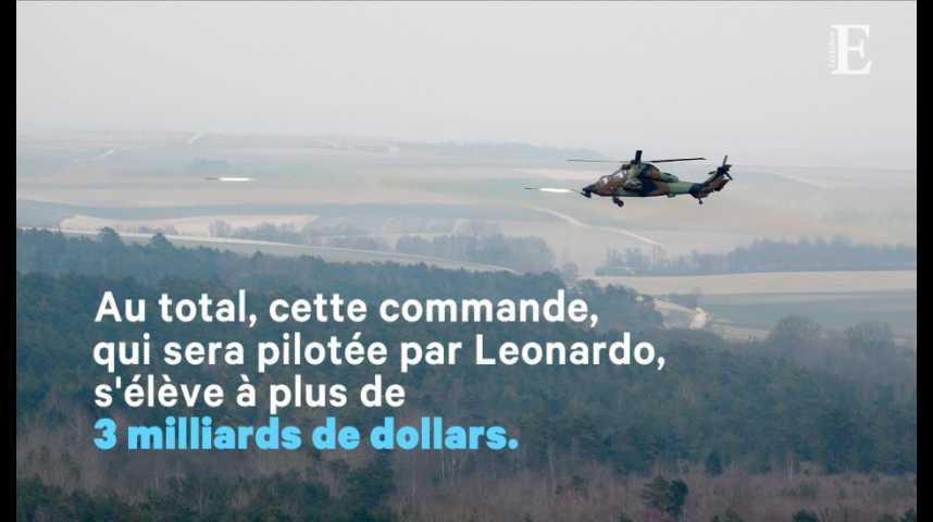Illustration pour la vidéo Hélicoptères : la bouffée d'air venue du Qatar