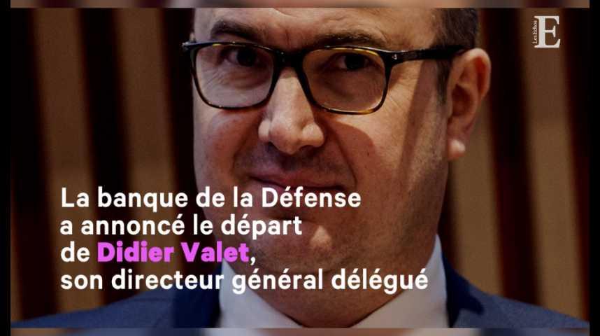 Illustration pour la vidéo Départ surprise à la tête de la Société Générale