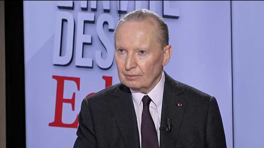 Illustration pour la vidéo Réformes : « La méthode Macron a une limite », prévient Raymond Soubie