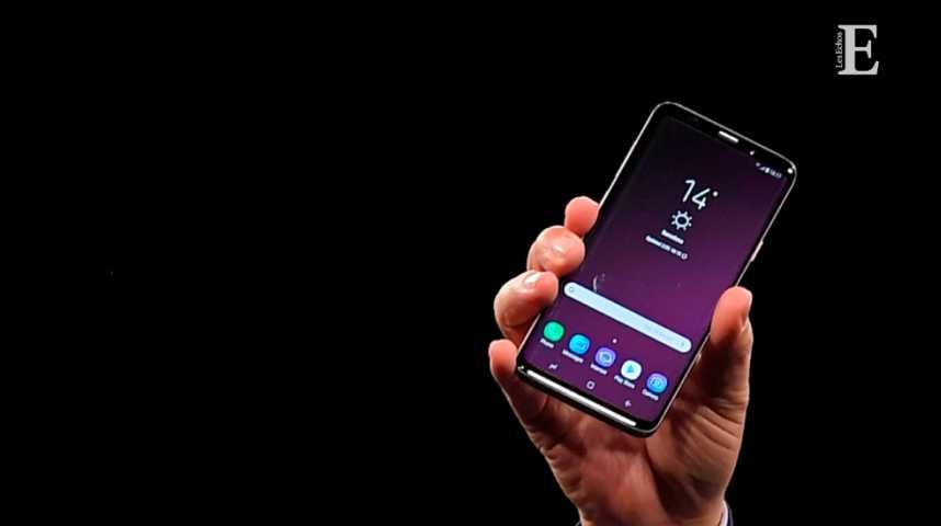 Illustration pour la vidéo Samsung dégaine ses Galaxy S9