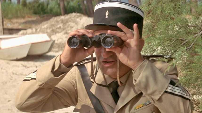 Le Gendarme de Saint-Tropez - Teaser 4 - VF - (1964)