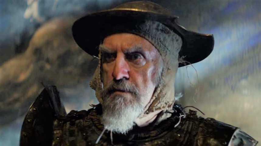L'Homme qui tua Don Quichotte - Bande annonce 1 - VO - (2018)