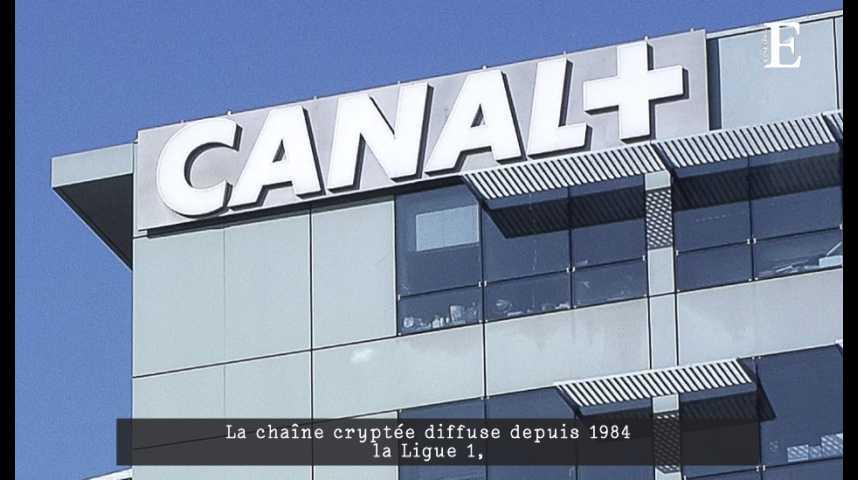 Illustration pour la vidéo Quel avenir pour Canal+ après la perte des droits TV de la Ligue 1 ?