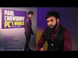 Coach meets Paul Chowdhry