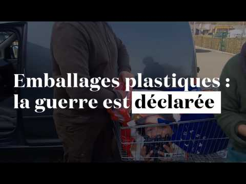 """Les """"plastic attacks"""" s'organisent à Paris et en France"""