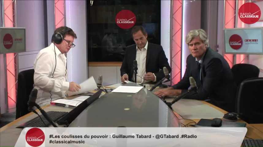 """Illustration pour la vidéo """"Le Parti socialiste n'est pas mort"""" Stéphane Le Foll (13/07/2017)"""