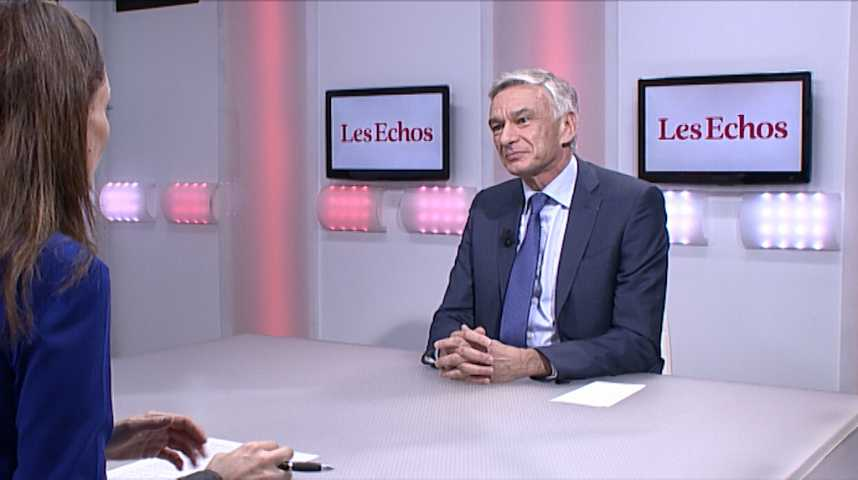 Illustration pour la vidéo « Il y a de plus en plus de programmes de transformation digitale en France » (Christian Nibourel, Accenture)