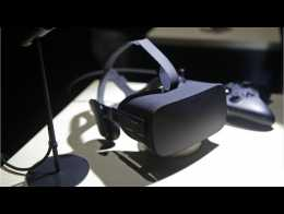 Oculus Rift: New $200 Standalone Wireless VR Headset